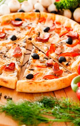 San Cristóbal Mix Pizza